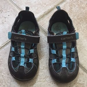 Carter's Boys Closed Toe Athletic Sandals Shoes